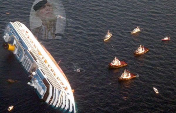 הרחמנות המטופשת לקשור את הנוסעים האומללים בספינה הטובעת למושבים