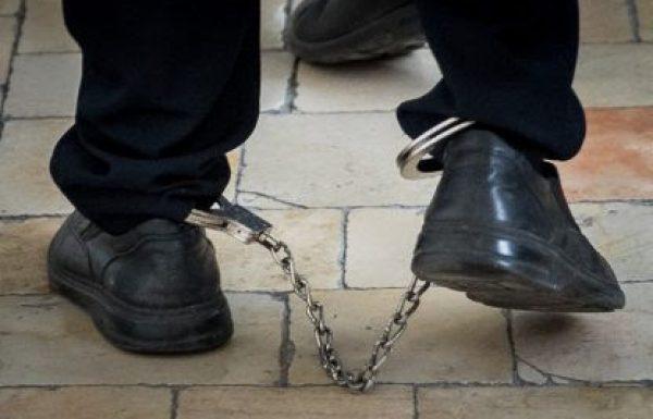 בית המשפט המחוזי:ברלנד יישאר במעצר עד תום ההליכים (חרדים 10)