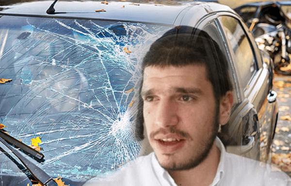 העבריין בני מחלב נעצר בכביש הערבה נוהג במהירות מופרזת ובזמן פסילת הרשיון
