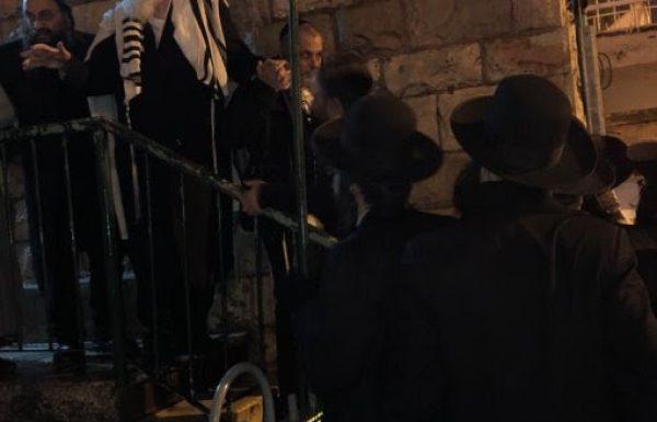 בית וגן: תושבים חוששים מהשתלטות ברלנד על מבנים בשכונה (ידיעות ירושלים)