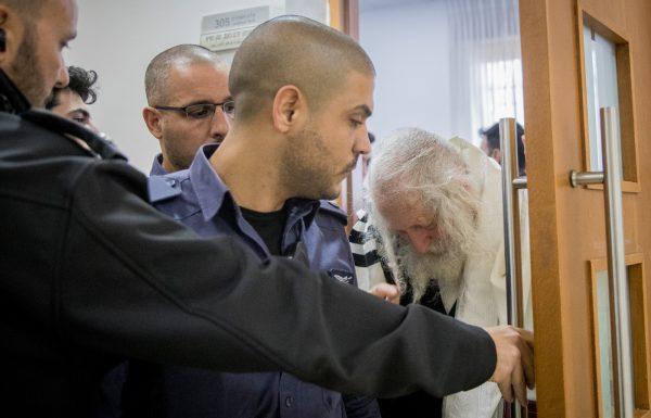 מכה ל'שובו בנים': נדחתה בקשת אליעזר ברלנד לחלופת מעצר