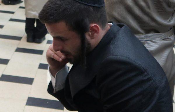 דודו מילר התוקף שתקף את הרב משה קרמר מראשי מועדון העבריינים 'מתחברים' במסע שנור באמריקה