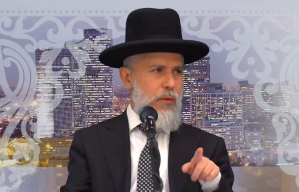 """הרב זמיר כהן יו""""ר הידברות בדרשה """"כיצד צריכה קהילה להתייחס כשבית דין מוסמך יצא נגד מנהיגם"""""""
