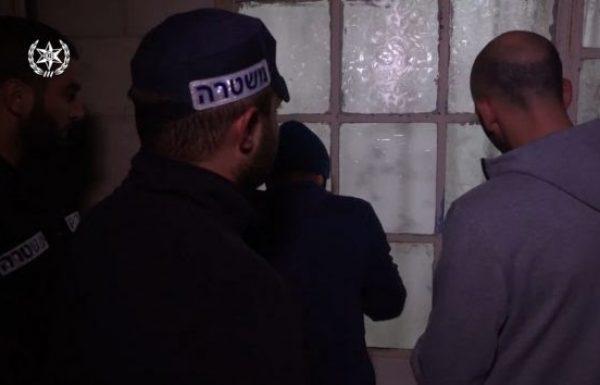 המשטרה עצרה שישה מחסידי ברלנד (לדעת)