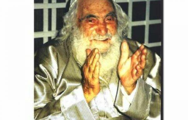 החסיד רבי ישראל בער אודסר אמר לפני שלושים שנה שברלנד יפול האזינו