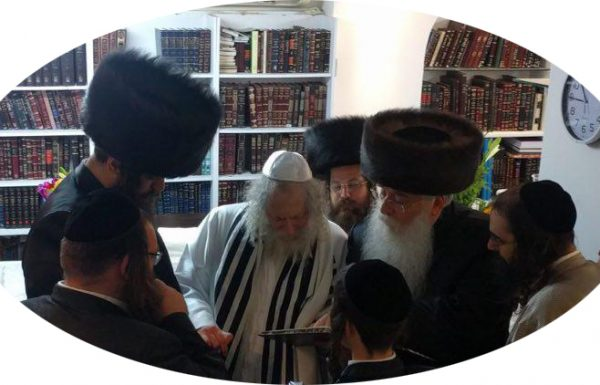 קמפיין הניתוק של 'שובו בנים' מאגודת ישראל