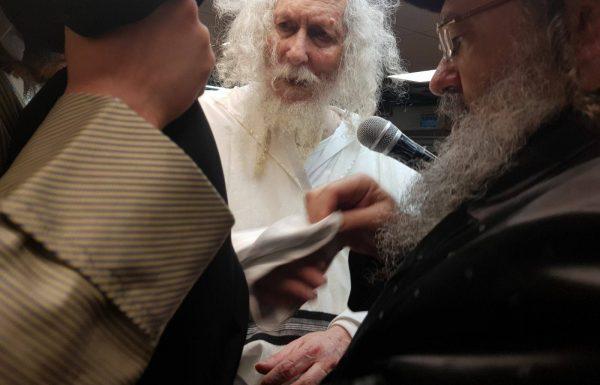 שבוע האבל שסיפק עדות חותכת ליחס הדוחה של כל גדולי ישראל למתועב אליעזר ברלנד