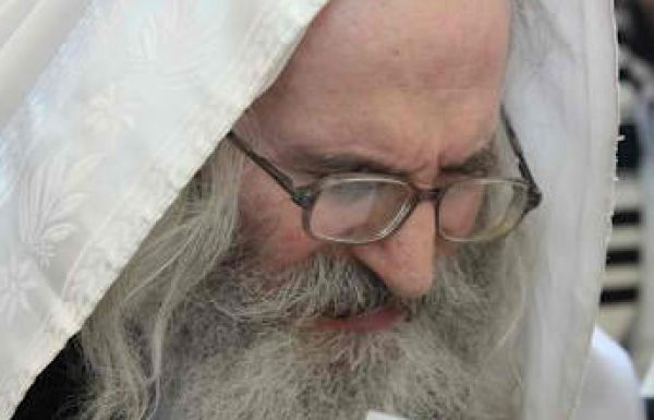 הרב שמעון שפירא: 'אליעזר ברלנד הוא כמו חבית צואה'