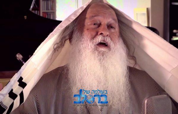 """הבעל מנגן הברסלבאי המיתולוגי הרב דוד רפאל פיינשיל בן עמי על אליעזר ברלנד: """"כלול מטיטוס בלעם ויש""""ו"""""""