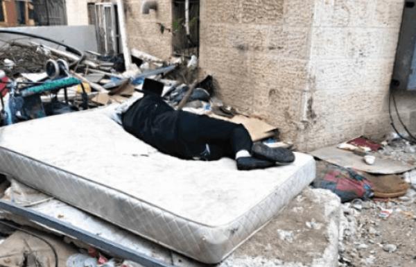 שכניו של ברלנד עדיין סובלים מהתנהגות החסידים בשכונתם (ידיעות ירושלים)