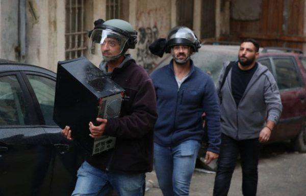 משטרת ישראל פשטה על בתי 6 מקורבים לברלנד (סרוגים)