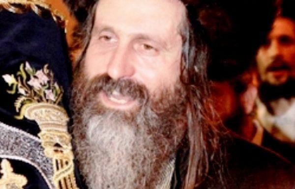 """היזהרו מן הצבועים: שמואל שטרן יצא לחו""""ל לגייס כספים"""
