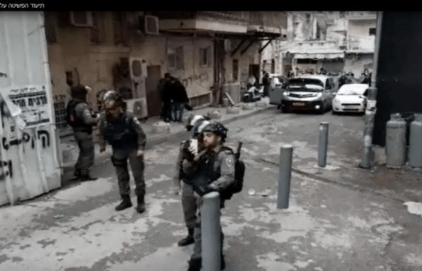 תיעוד הפשיטה של כוחות המשטרה על בתי עסקני הכת של ברלנד בירושלים