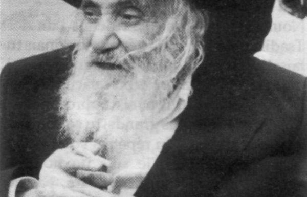 הרב ישראל בער אודסר על ברלנד שוטה רשע וגס רוח הוא יפול האזינו