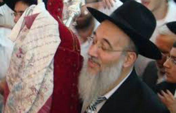 """הרב יעקב שכנזי על אנשי אליעזר ברלנד: """"הם מסוגלים לשפיכות דמים"""""""