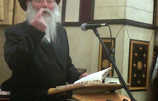 הגאון הרב יוסף פרץ והרב יצחק אנשין בהקלטות: חתמנו על המכתב נגד אליעזר ברלנד