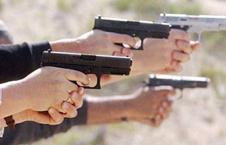 ברלנד – תביא לי אקדח אני יירה בך …