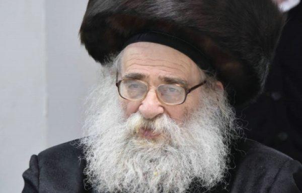 """גאב""""ד מאקווא: לא ידעתי שהרב יעקב מאיר שכטר שליט""""א וזקני ברסלב מנהלים מלחמה נגד אליעזר ברלנד"""
