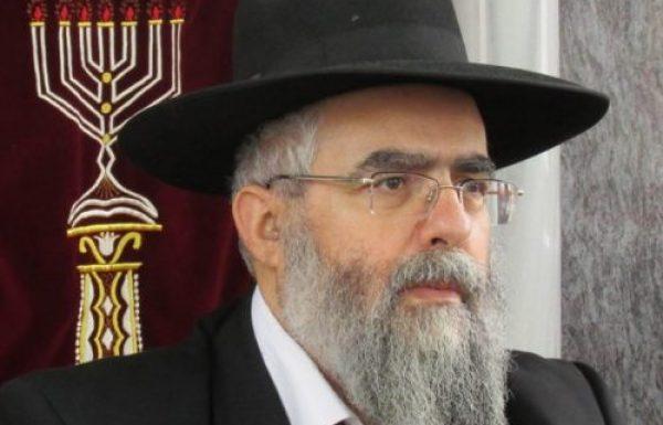 מהפכה והוקעה ביהדות החרדית • הרב דוד בניזרי: מי שלא ידבר נגד ברלנד יתן את הדין