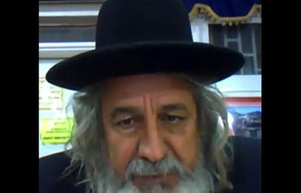 הגאון המקובל הרב יוסף פרץ: חתמתי על המכתב נגד ברלנד וראיתי את כל השורות נגד ברלנד ועל דעת זה חתמתי (האזינו)
