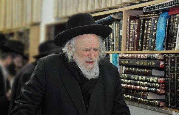 מדוע הגאון הגדול ר' שמואל אויערבך הורה להוציא לאלתר מלמד מחיידר חשוב במודיעין עילית?