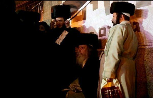 עד מתי יהיה ברלנד לנו למוקש? מסע לתוך השתתפות בניו של ר' שמואל שפירא בהפגנה אמש בבני ברק