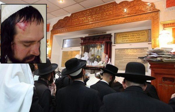 """הרב יואל פוקס שליט""""א מנהל מוסדות ברסלב בבית שמש: """"הם אחזו בציון רבינו והבטיחו שירצחו אותי במיתה משונה"""""""